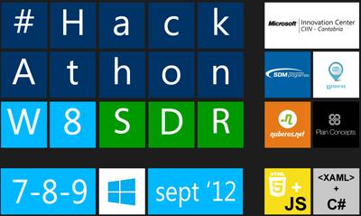 Hackathon Windows 8 Santander