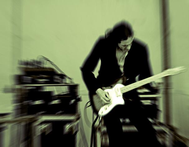 Punteo de guitarra